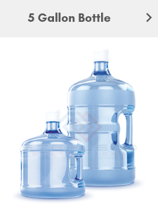 5 gallon bottled water