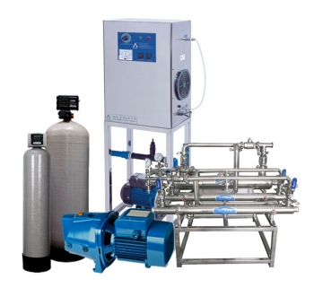 Assistant Machines for water treatment
