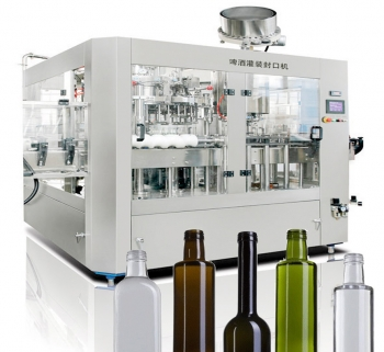 Alcohol Filling Machines