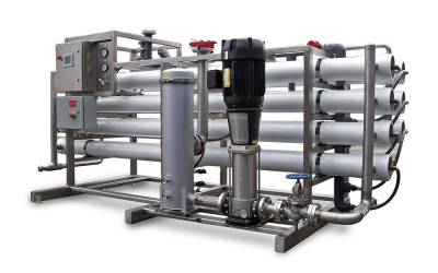 Seawater Desalination Filter