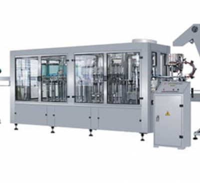 2000-36000BPH Bottle CSD Filler