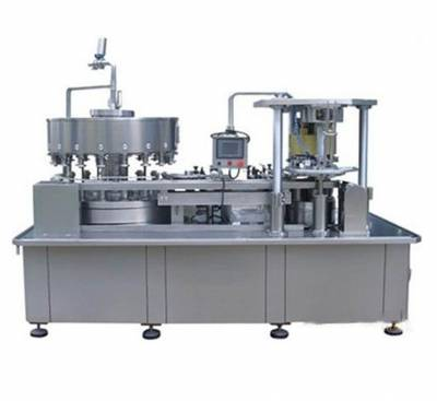 2 in 1 POP Can Filling Machine