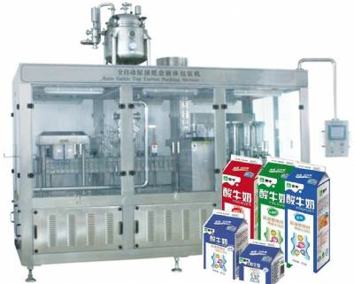 Gable Top Carton Filler