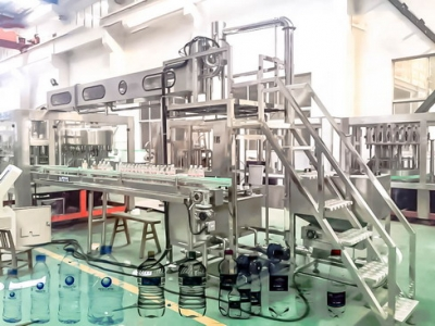 On line cap sterilizer,cap rinsing machine,cap washer for bottled water filling line