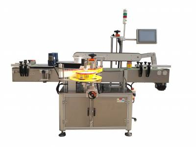 Multi-sides labeling machine for drums