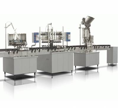 Individual POP Can Filling Machine for CSD