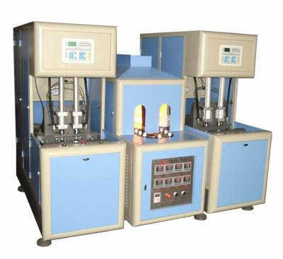 1800BPH SEMI-AUTO BLOW MOLDER FOR 50ml-2L